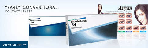 Contact Lens at 20% Extra Discount from Lenskart - May 2014