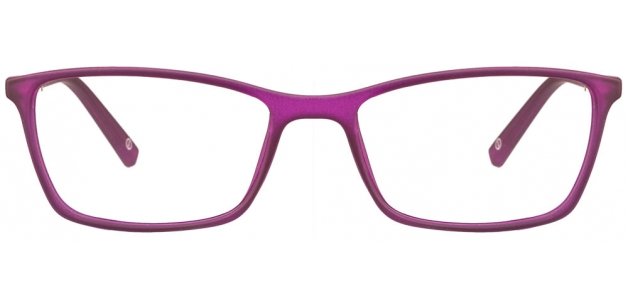John Jacobs Slim JJ 4347 Matte Purple M2M2EO Eyeglasses