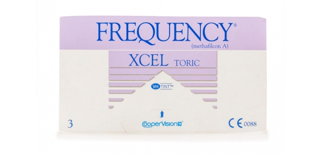 Cooper vision Frequency Xcel Toric XR (3 Lenses/box)