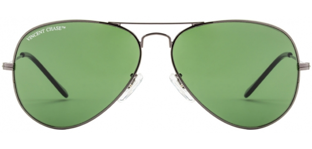 Get 50% Off On Vincent Chase Aviator Gunmetal Sunglasses
